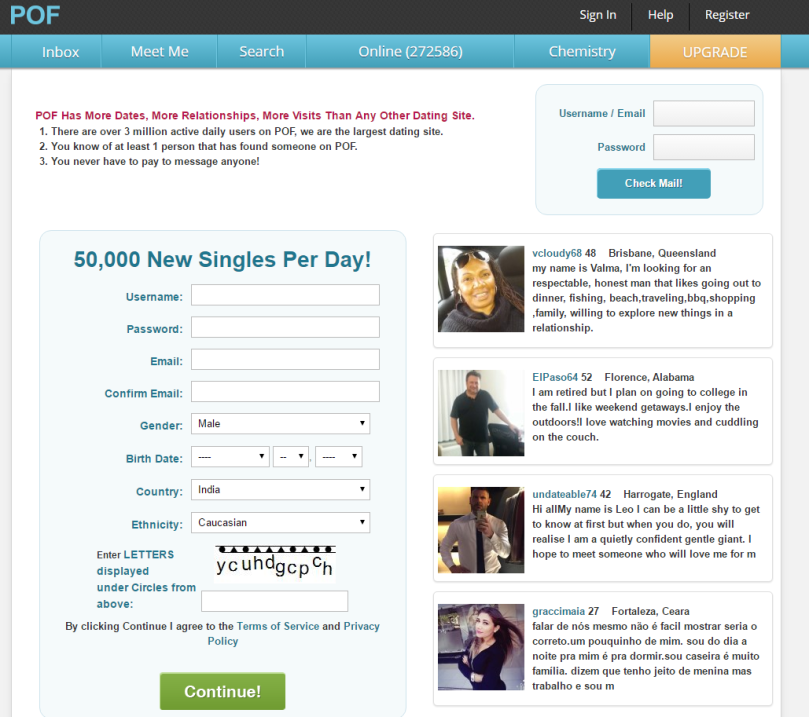 Free Online Dating Websites in Nigeria - Top 8